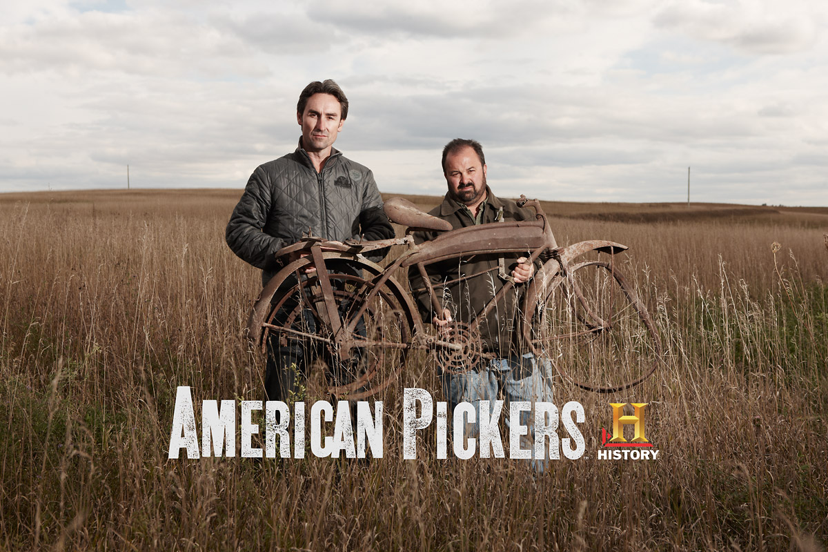 History Channels 'American Pickers' Show is Coming to NWI