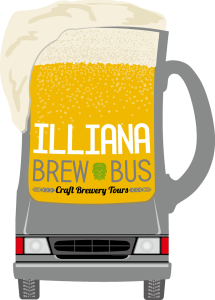 illiana brew bus logo