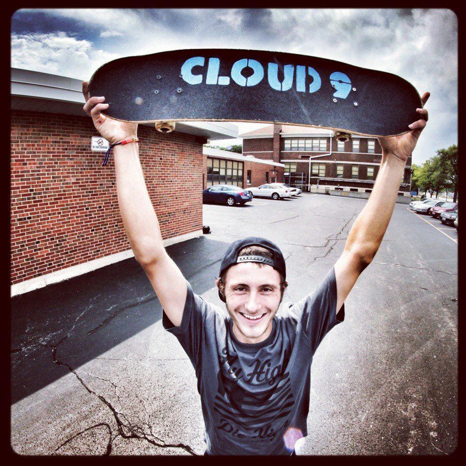 kyle ayling cloud 9 griptape