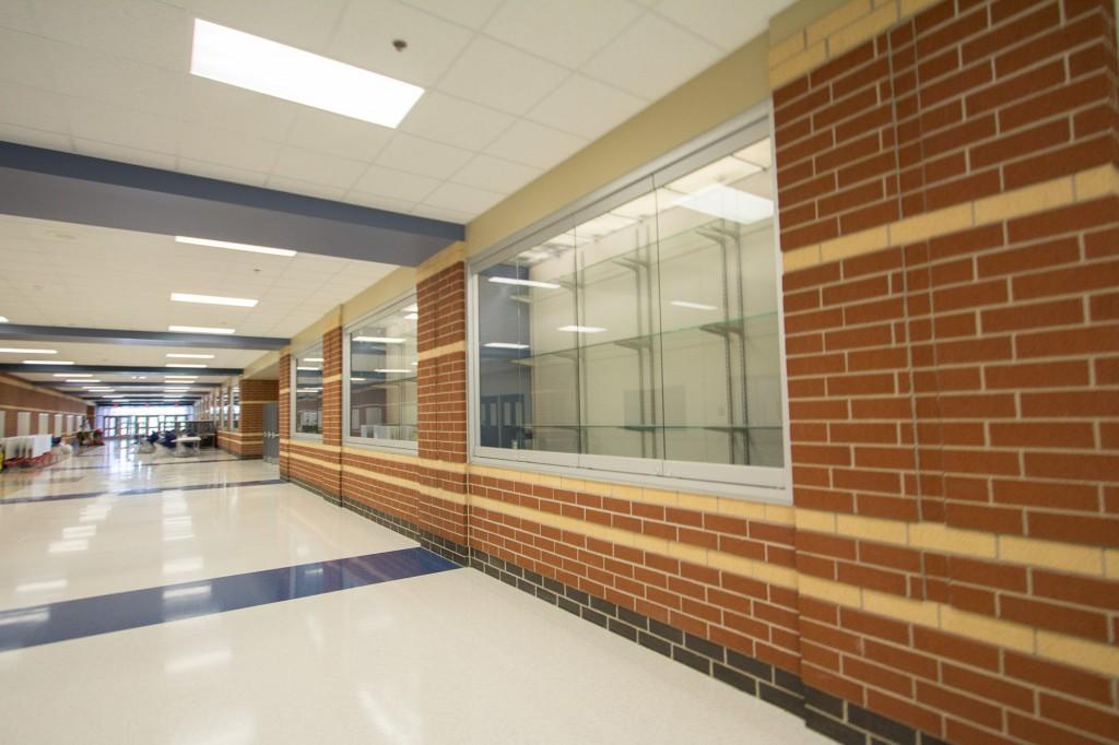 New hallway style