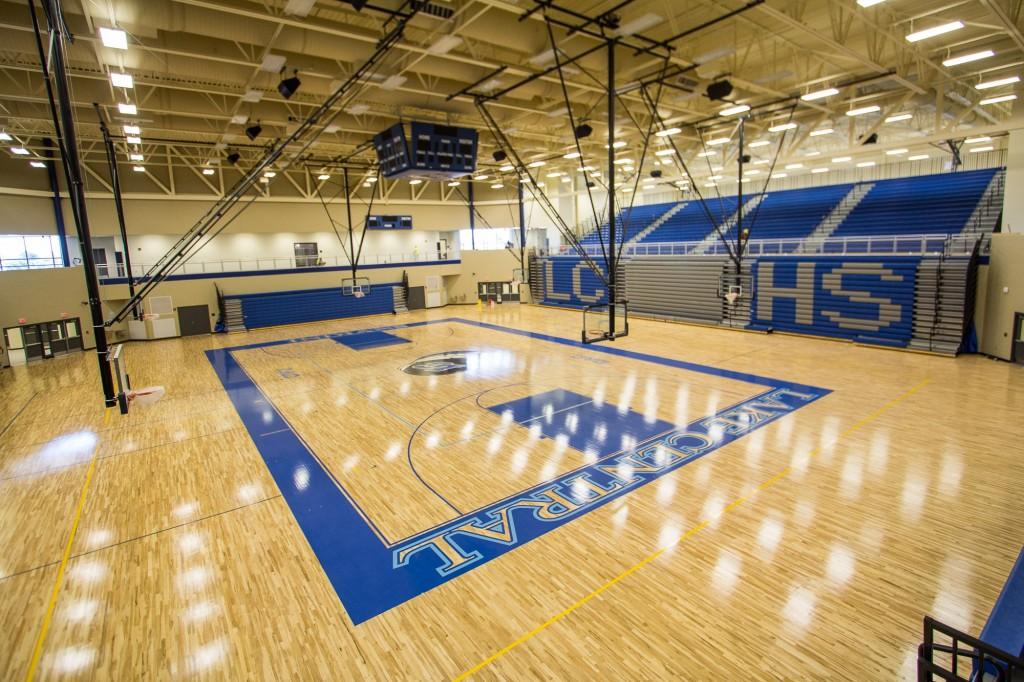 New main gym