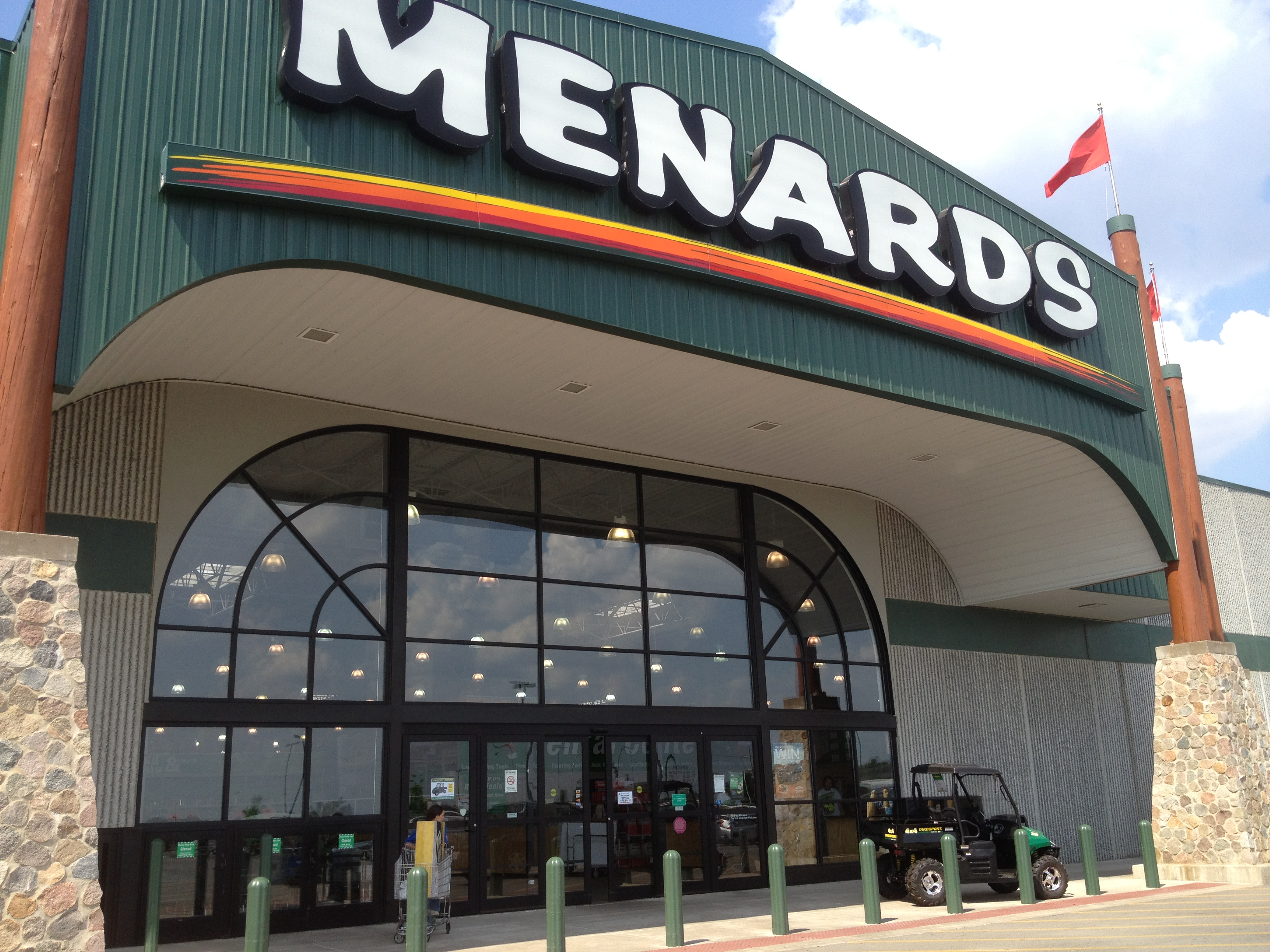 By Mike Kalasnik from Fort Mill, USA (Menards Marion, IL Uploaded by AlbertHerring) [CC BY-SA 2.0 (http://creativecommons.org/licenses/by-sa/2.0)], via Wikimedia Commons