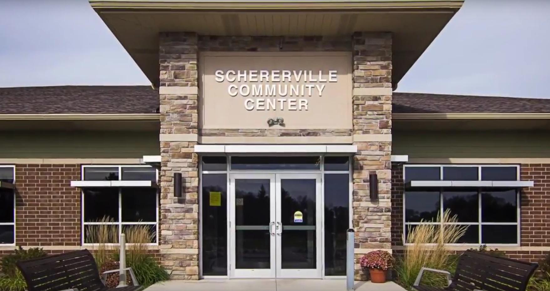 Downtown Schererville Getting Improvements with New Facade Grants