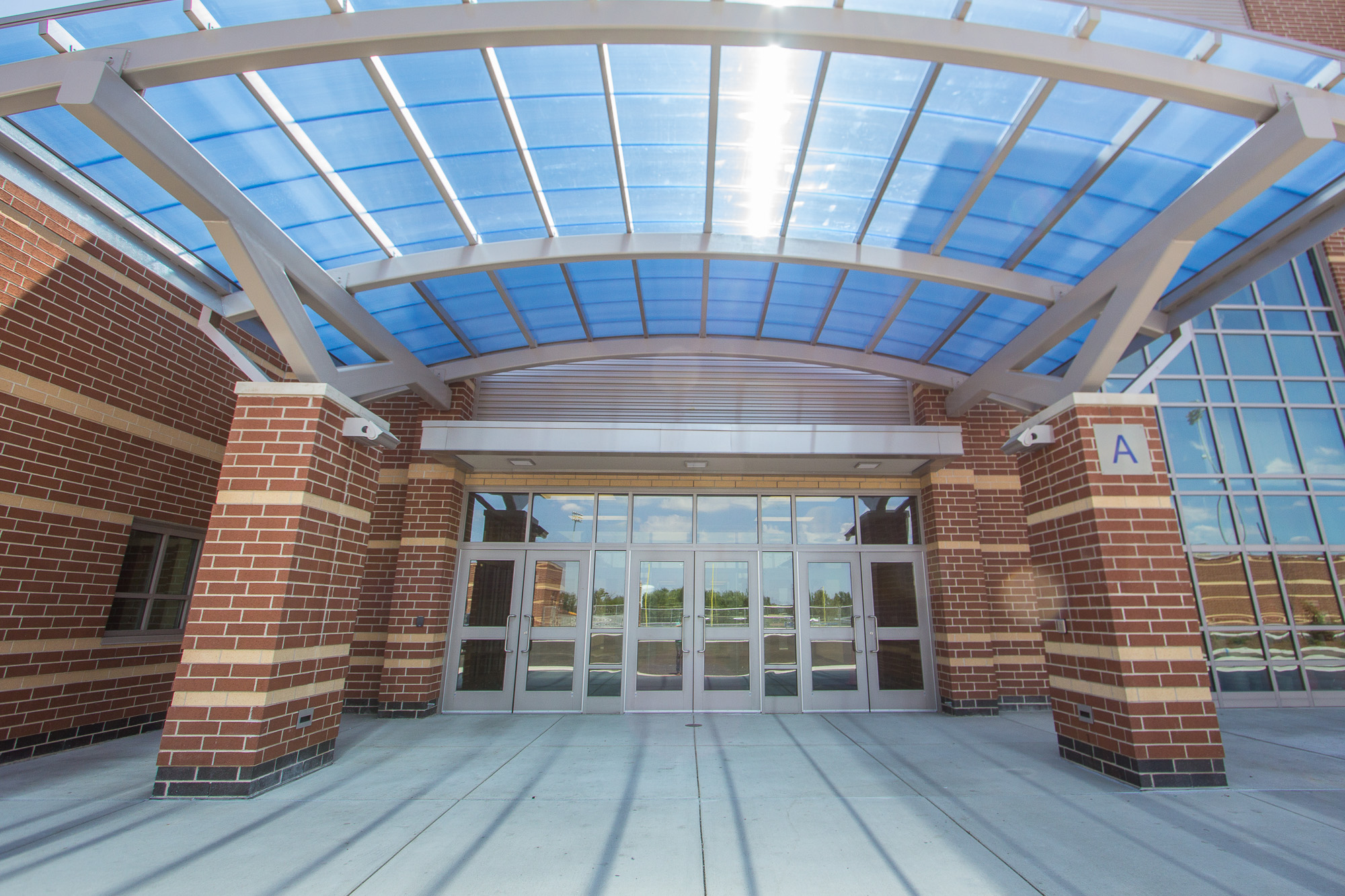 Check out the NEW Lake Central High School PHOTOS
